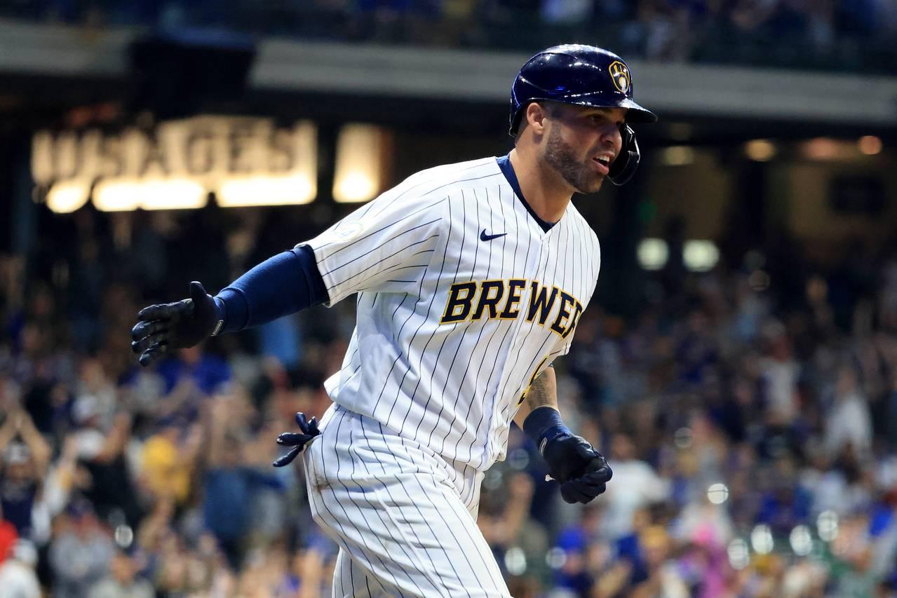 [新聞] MLB/皮納雙響砲轟垮小熊 釀酒人晉級季後賽