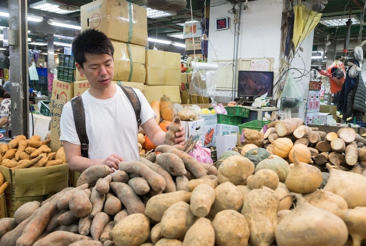 「祥雲龍吟」選用台灣在地食材。記者陳立凱/攝影