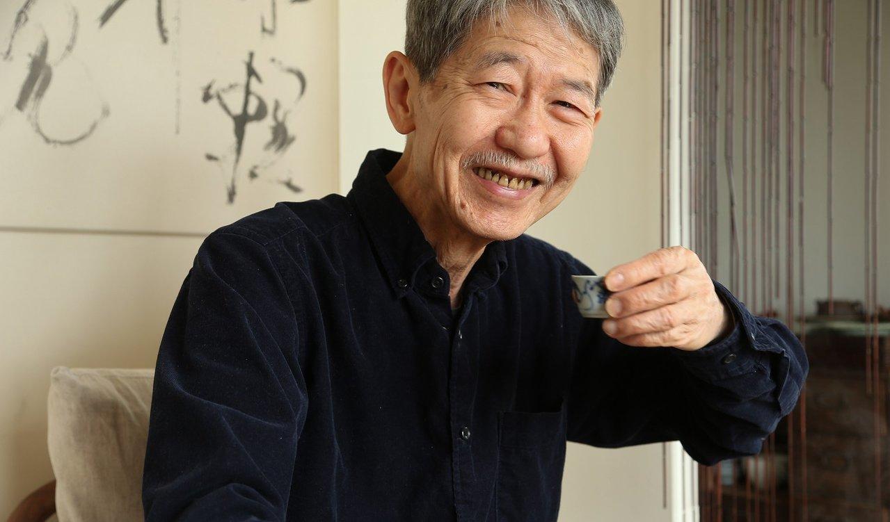 紫藤廬創辦人 周渝