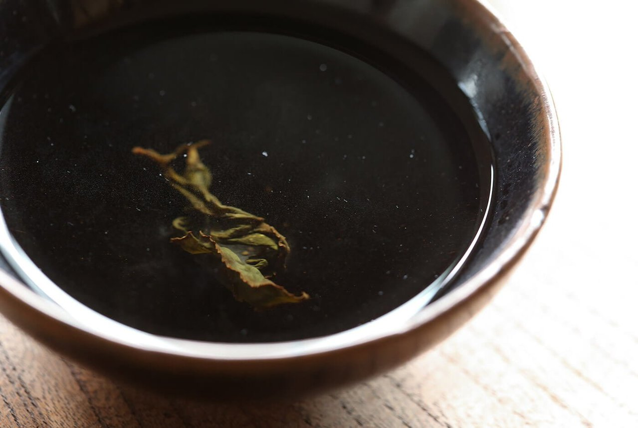 周渝說:「好茶一片葉子就可以回沖多次,這就是身體和心神的療癒。」記者陳立凱/攝影