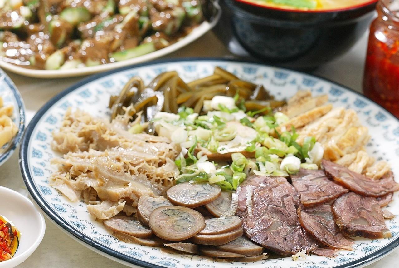 南村小吃店。記者高智洋/攝影