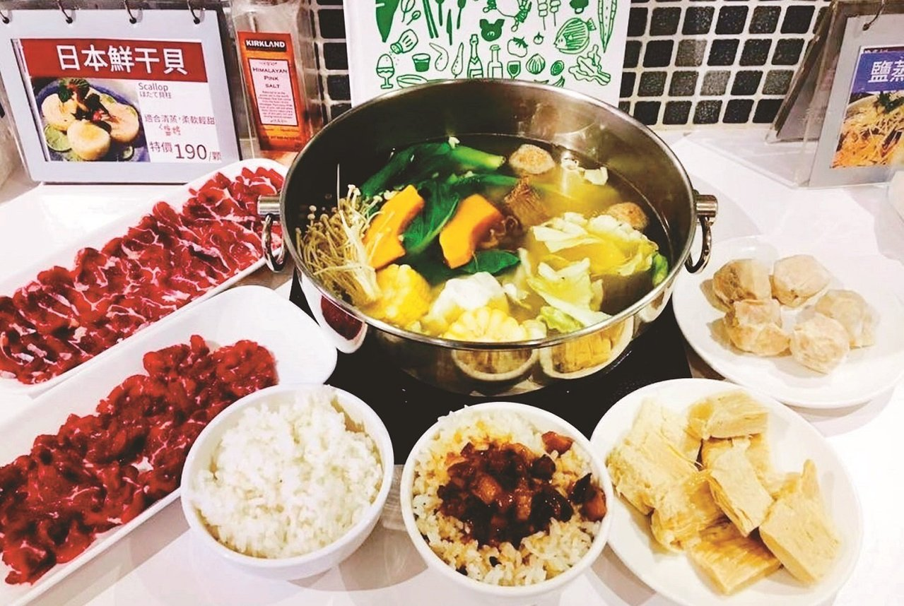 永林綜合料理是台南最早做牛肉火鍋的店家之一。記者陳立凱/攝影