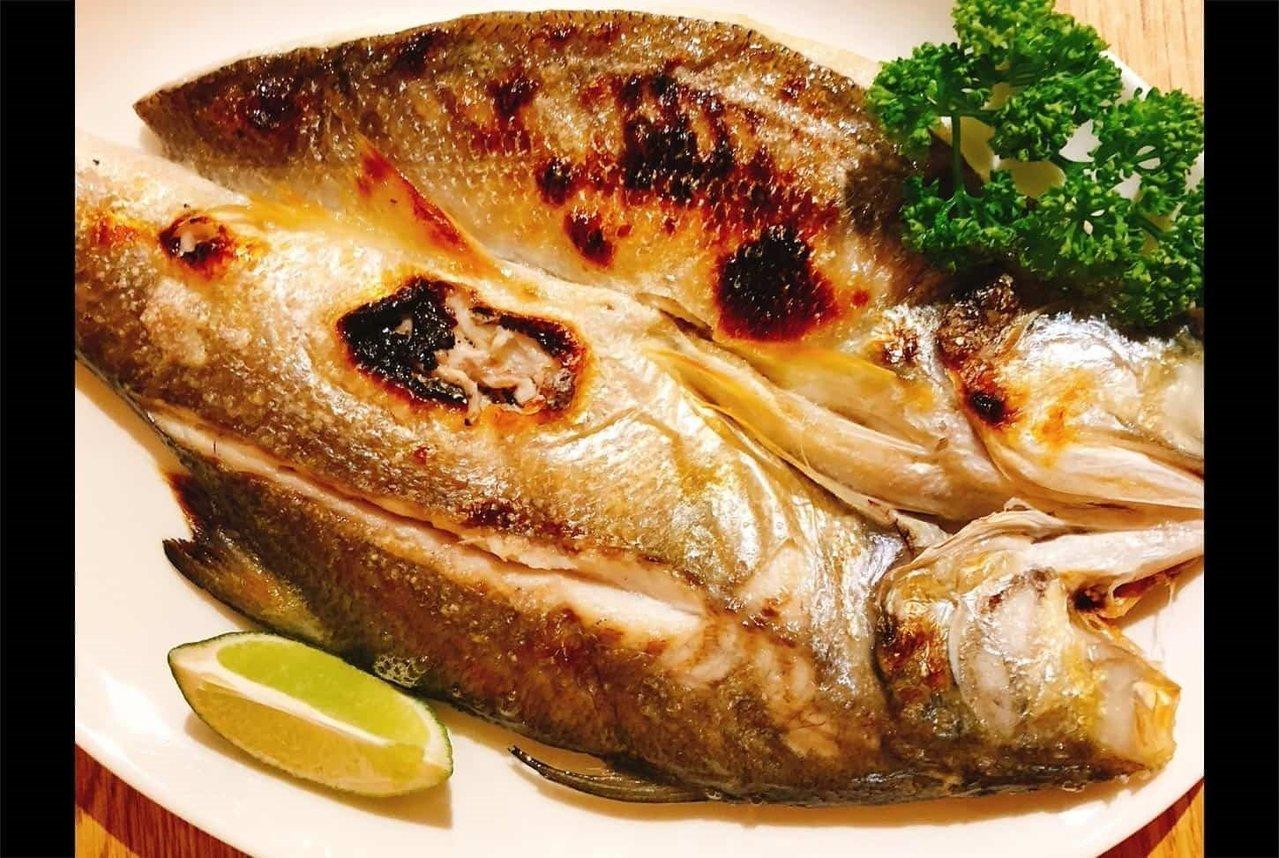 阿嬌海鮮料理。記者陳立凱/攝影