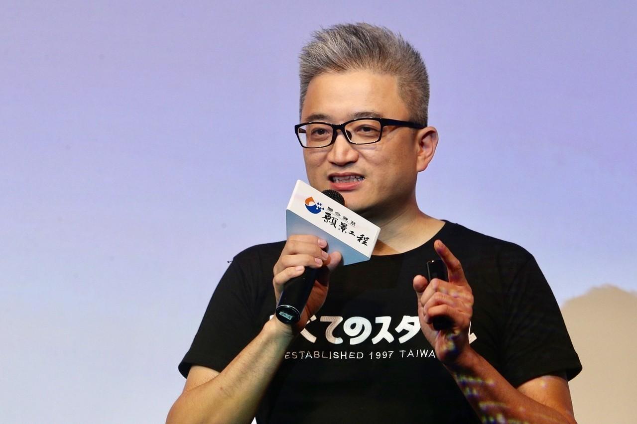 PTT創辦人、台灣人工智慧實驗室創辦人杜奕瑾