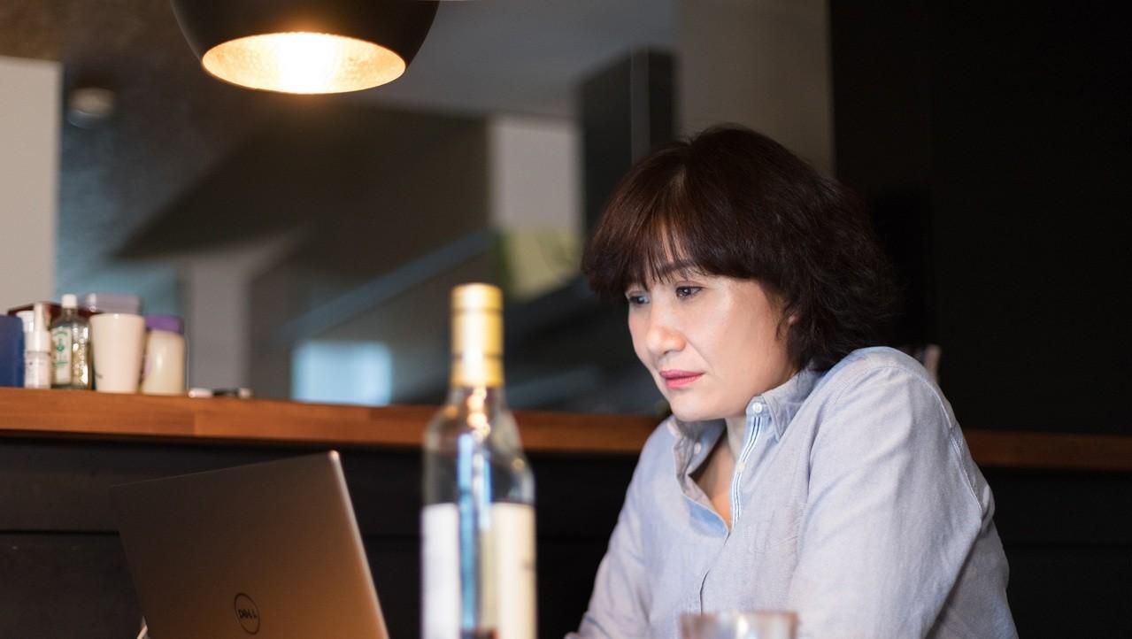金馬8項入圍新導演 徐譽庭