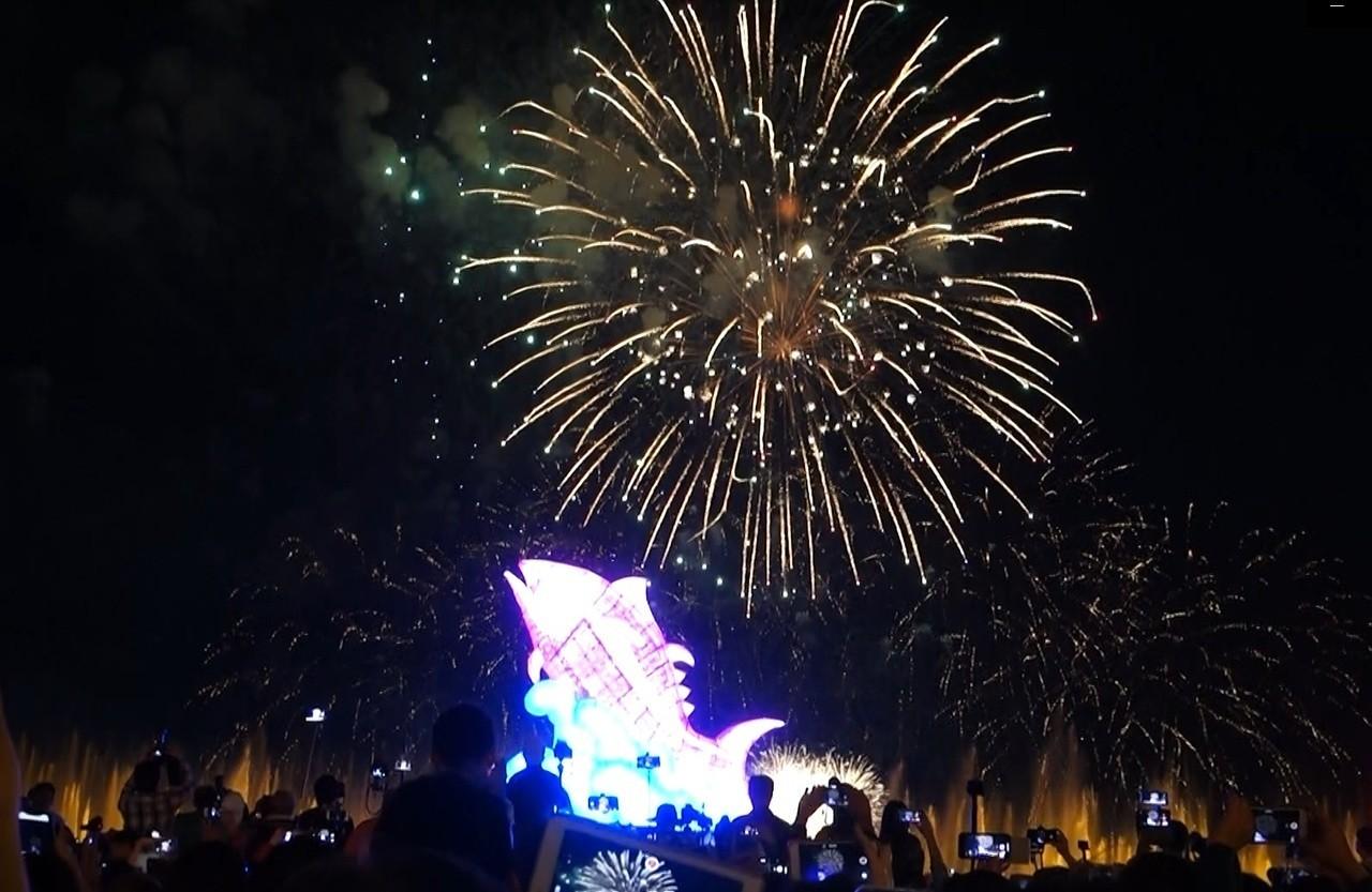台灣燈會輸運人潮問題再掀高鐵南延案討論。報系資料照/記者翁禎霞攝影