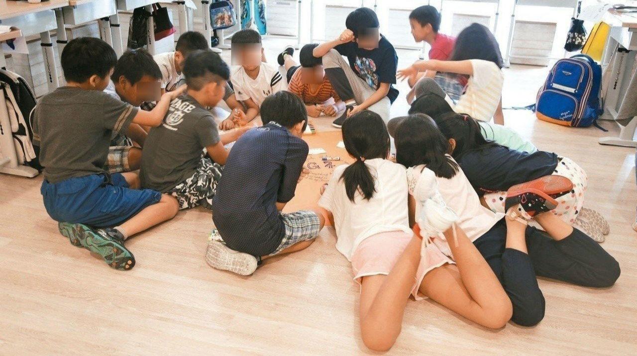 台灣實驗教育近年蓬勃發展。圖/聯合報系資料照片