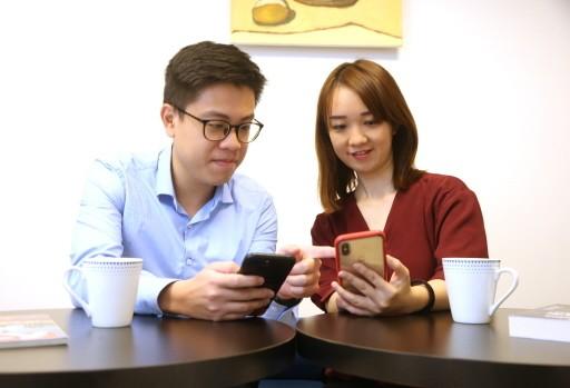 凱基銀行與中華電信為「金融小白」設計,用手機門號就可以辦信貸/信用卡的服務。