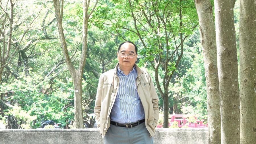香港籍學者李志強表示,現在香港社會分離的狀態,比以前嚴重很多。記者許正宏/攝影