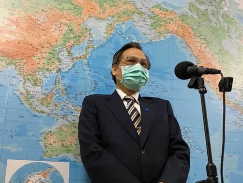 香港人道援助專案怎落實? 陸委會主委陳明通:有四項原則