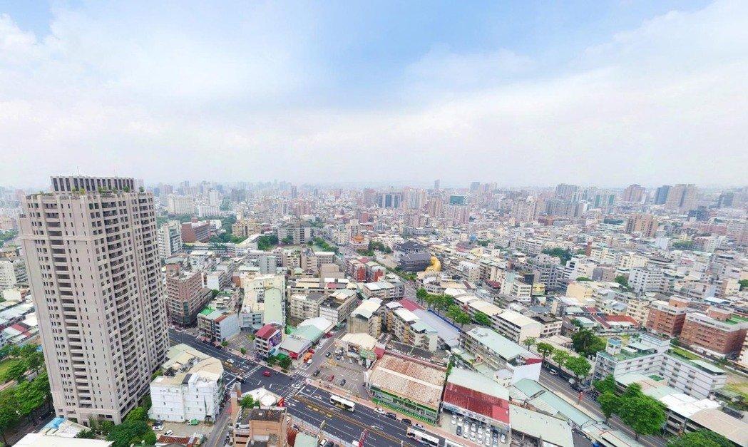 台中北區。圖/591新建案