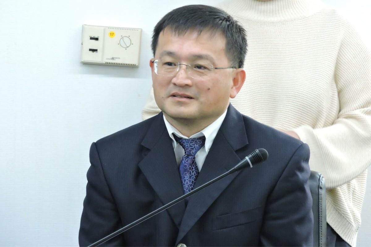 前台南市衛生局長陳怡,遭爆長期偷吃已婚女秘書。聯合報系資料照