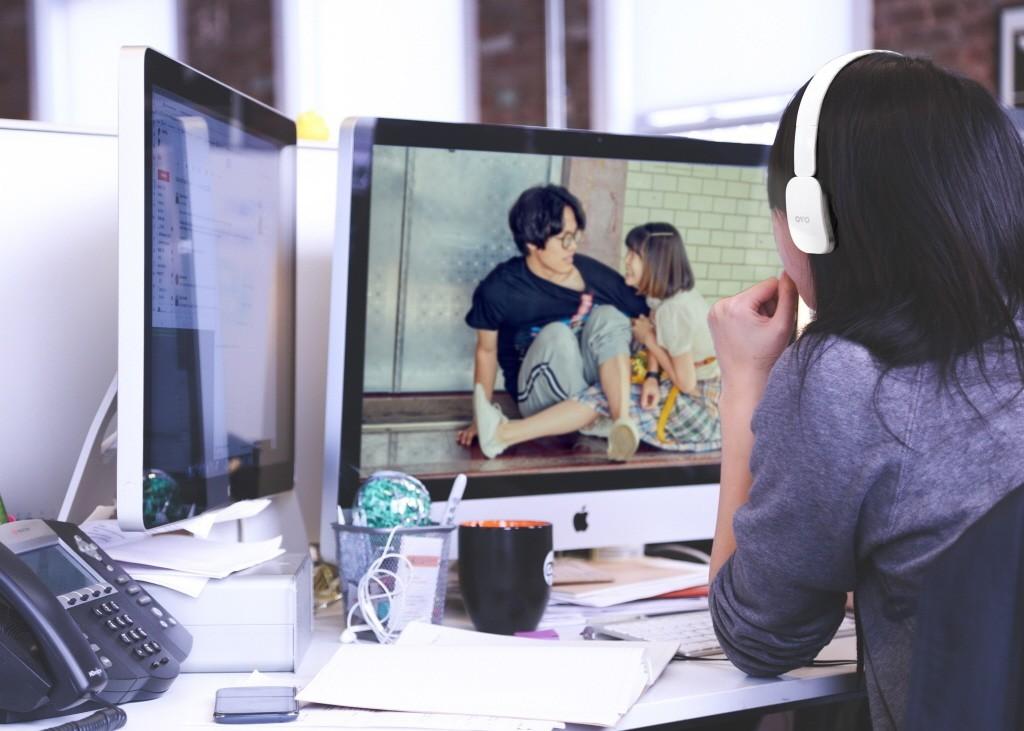 能隨時隨地隨選隨看的OTT TV現在越來越盛行。圖/OVO提供