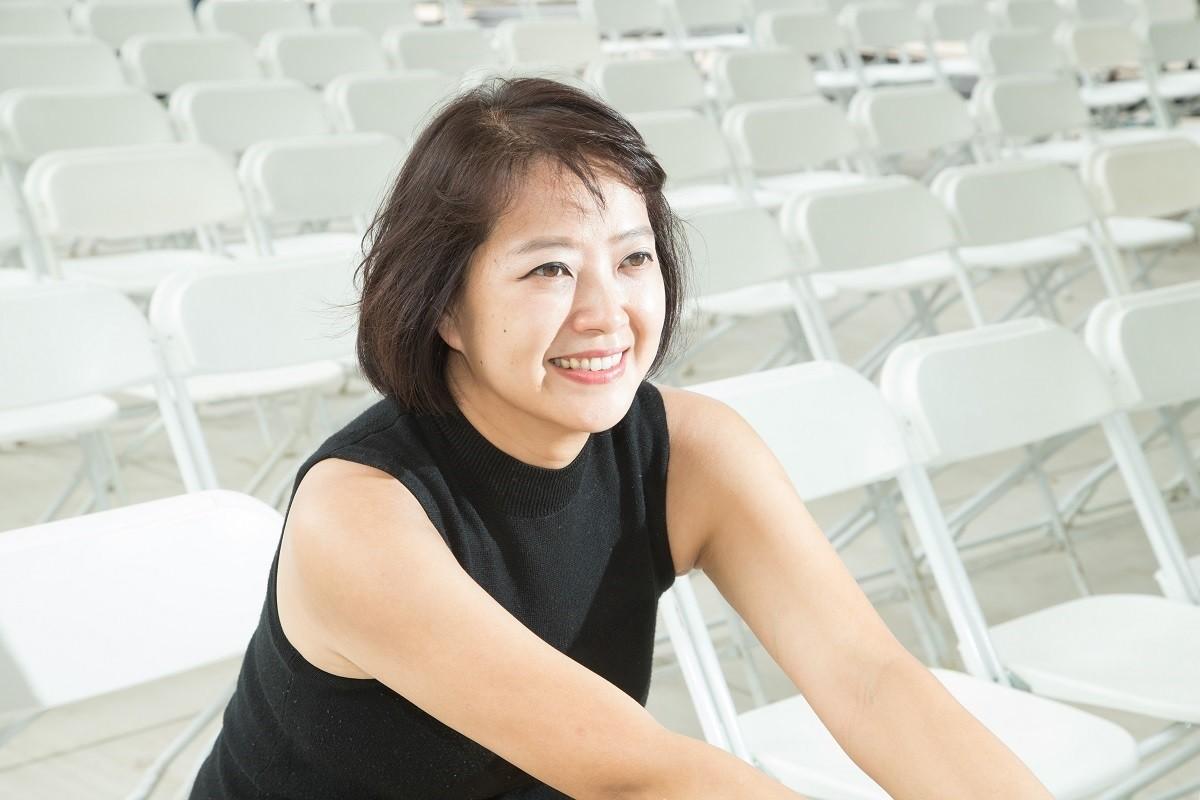 <center>專訪總策展人 劉真蓉</center>