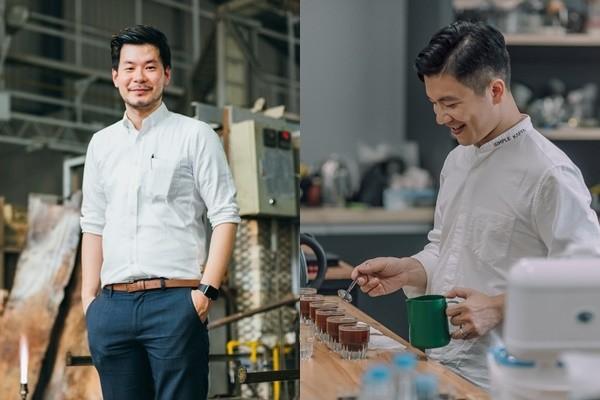 興波咖啡聯手春池玻璃推出特調飲品及專屬杯