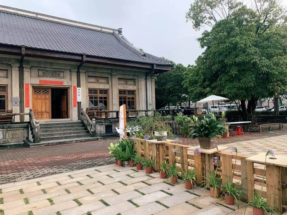 圖/翻攝自道禾六藝文化館/台中刑務所演武場FB粉專