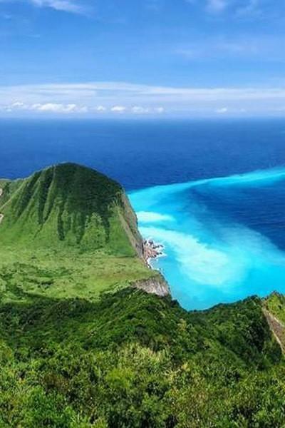 龜山島出現「牛奶海」 其實與地震湧泉有關
