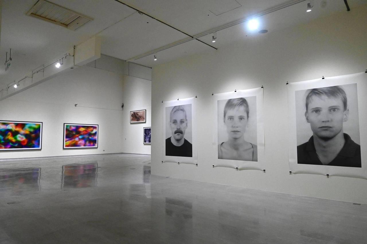 影像之後:湯瑪斯‧魯夫1989-2020攝影作品展。圖/擷自國美館臉書粉專