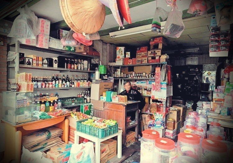 鄉村的創生,需要「雜貨店人」