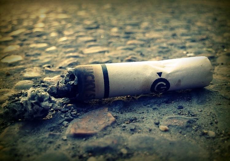 街道垃圾與菸屁股的下一站--大海