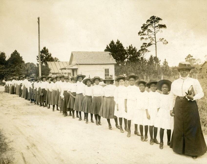 美今有非裔女副總統-回看1920,黑人女性維權路