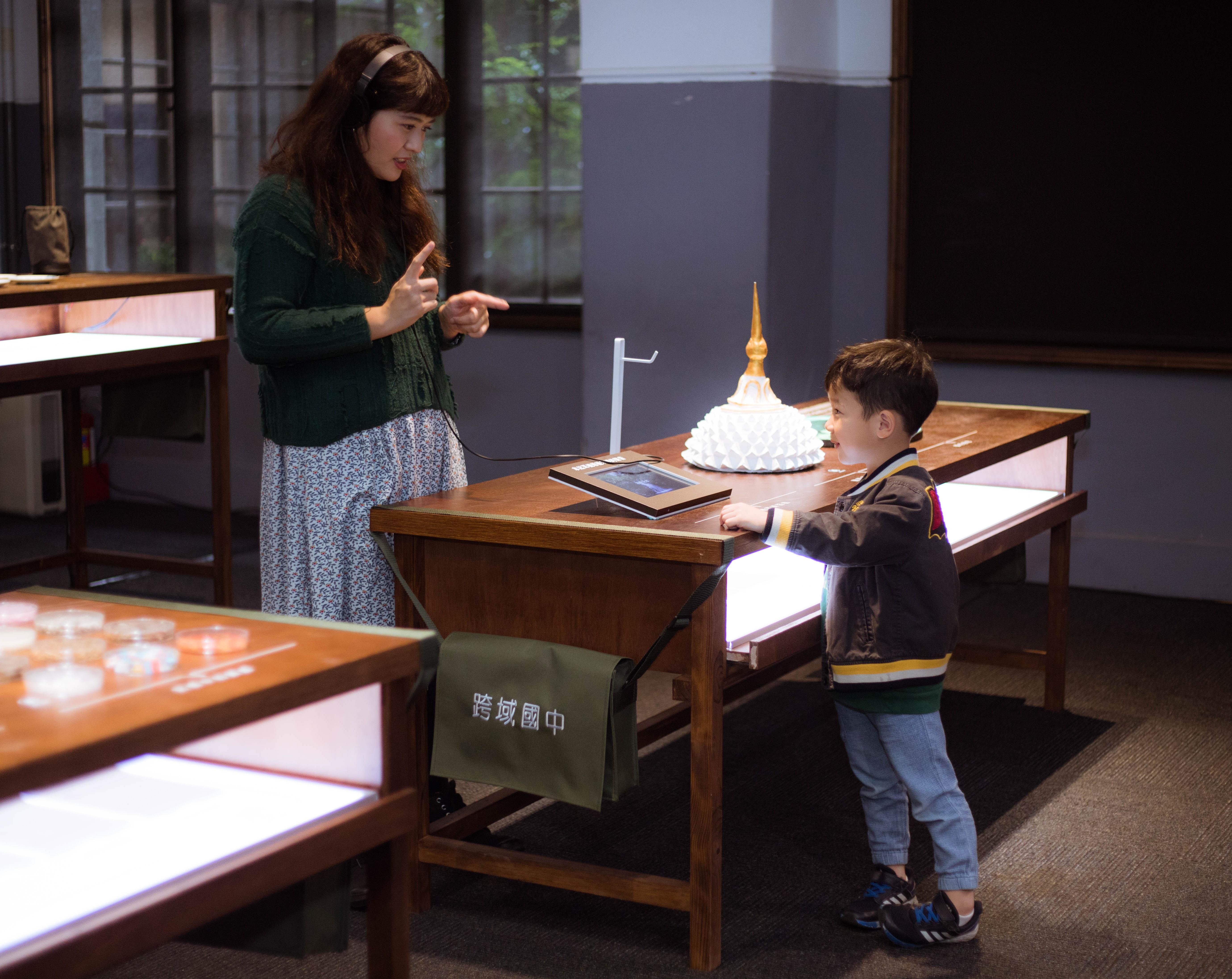 教室掃具間也是座「美術館」-把美感藏進教育裡