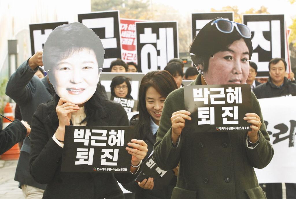 一次看懂!直擊南韓閨密案風暴