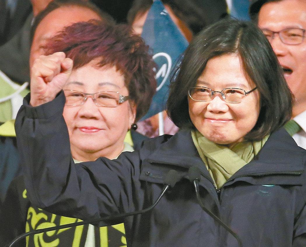 1月16日 「英仁配」勝選