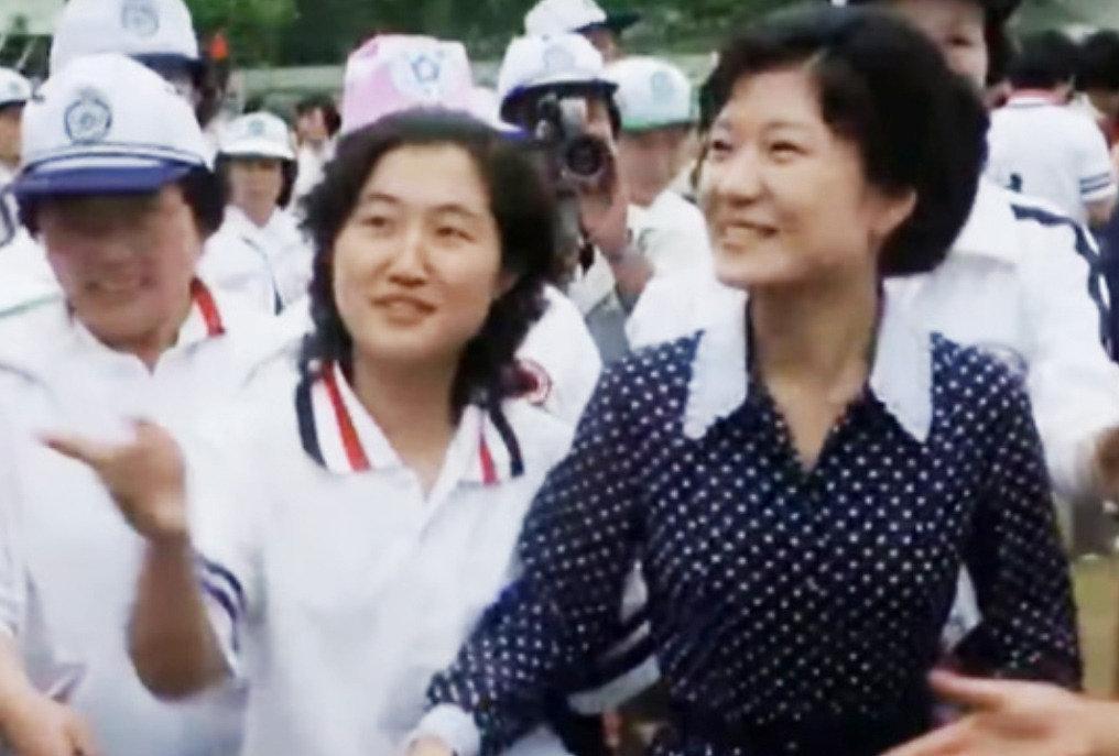 10月28日 朴槿惠閨密干政