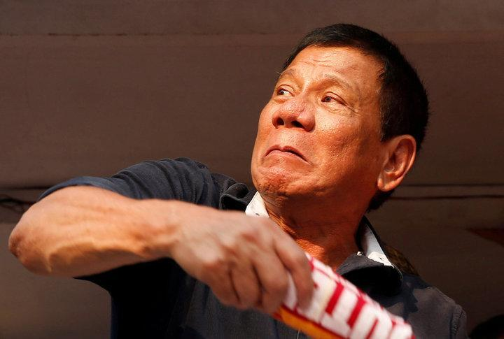 5月10日 菲律賓選出狂人總統