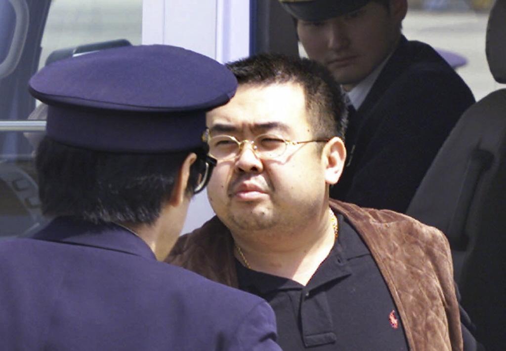 16日 初步調查顯示:金正男或遭刺客集團毒殺