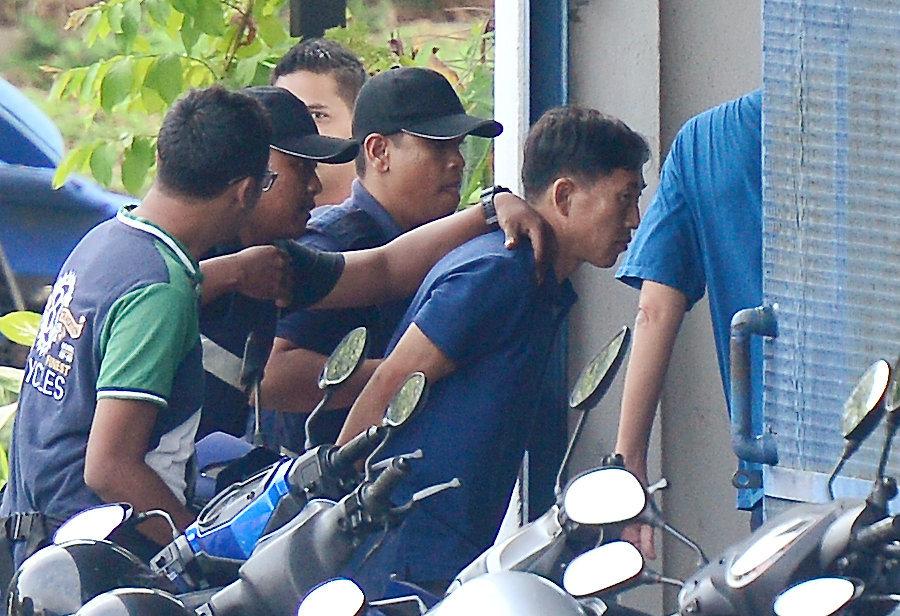 17日 馬國警方逮捕第4名嫌疑人李正哲