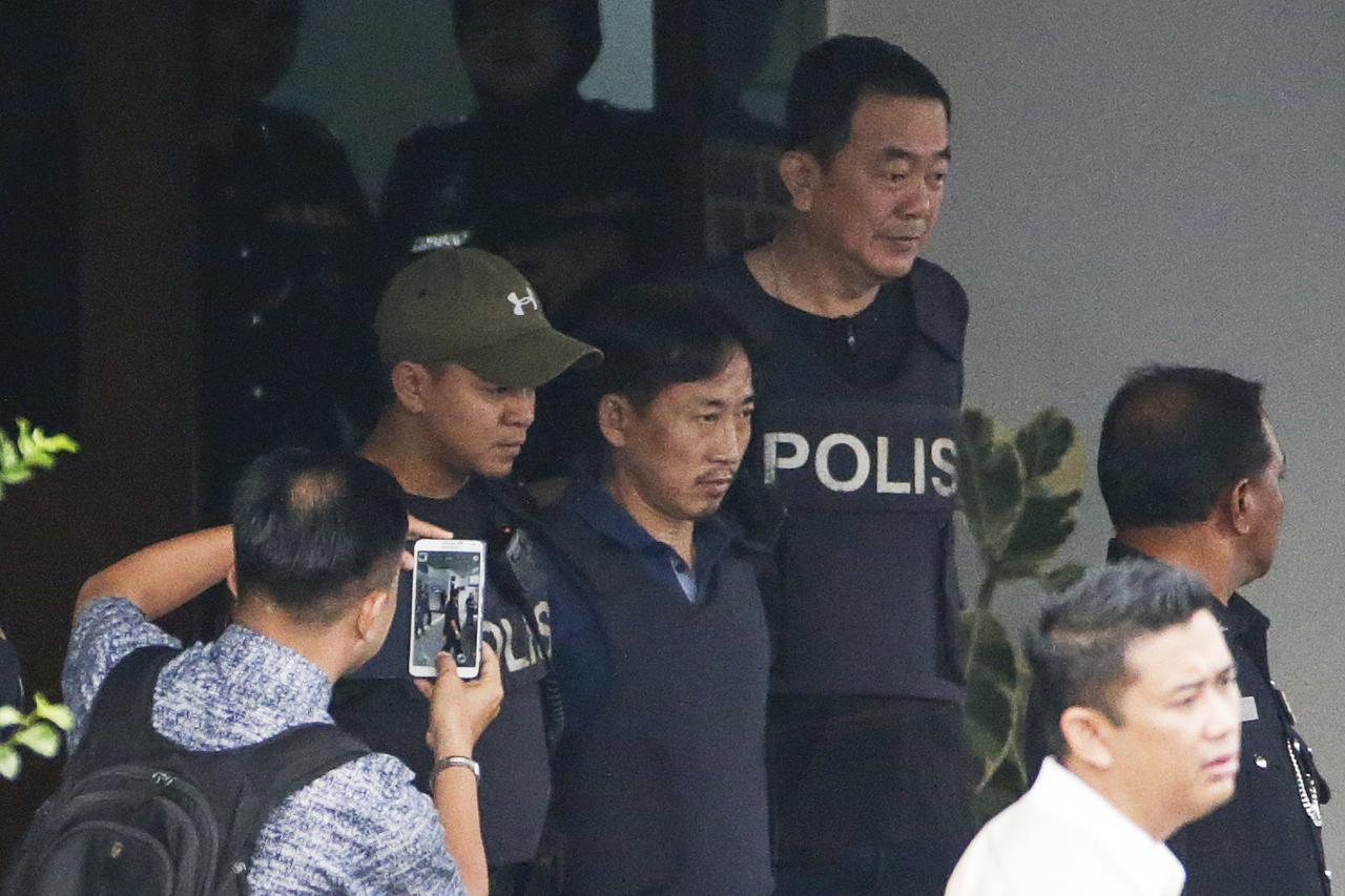 3/3 唯一遭逮的北韓籍嫌犯李正哲獲釋