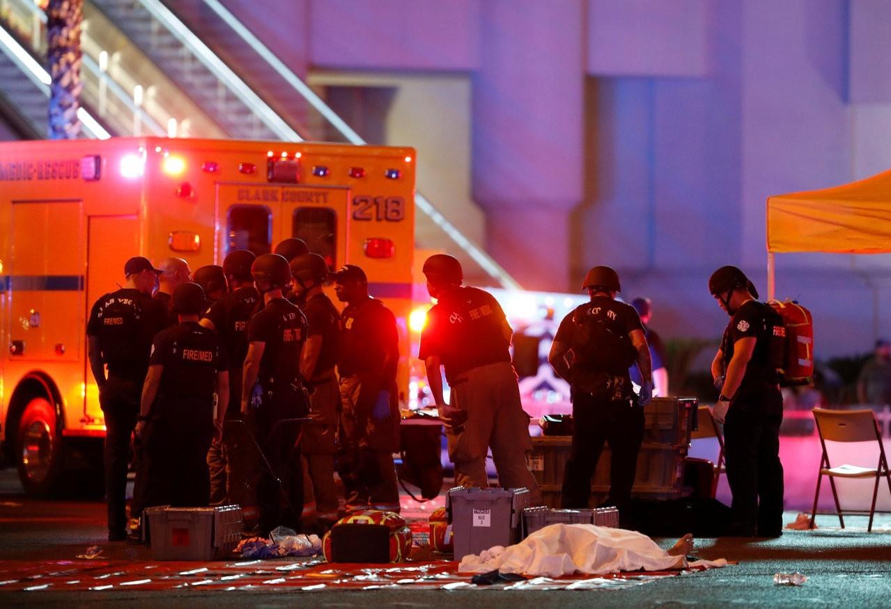 拉斯維加斯槍擊案 59死、520人傷