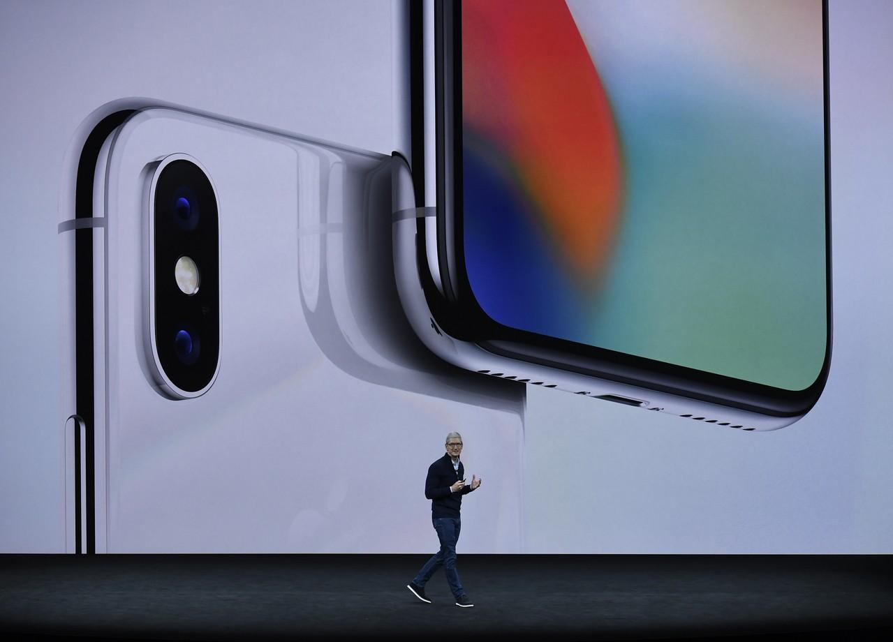iPhone X新機發表