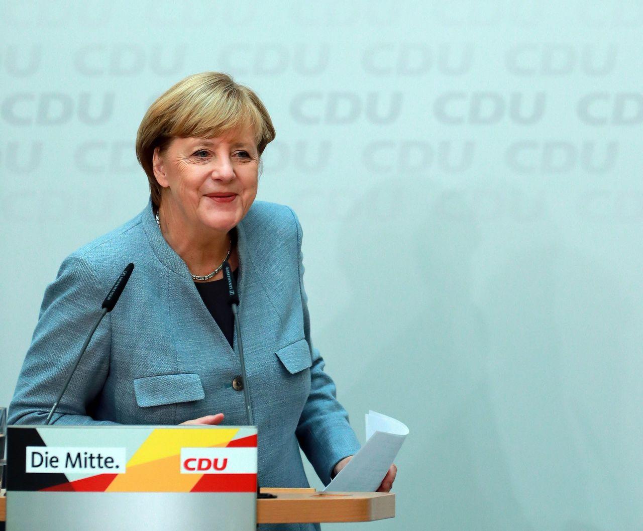 德國大選 梅克爾時代尚未結束