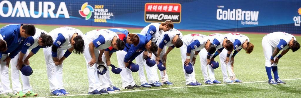 經典賽中華隊延長賽8:11兵敗南韓