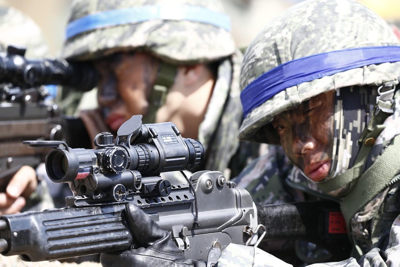 韓美「關鍵決斷」軍演 將舉行兩週