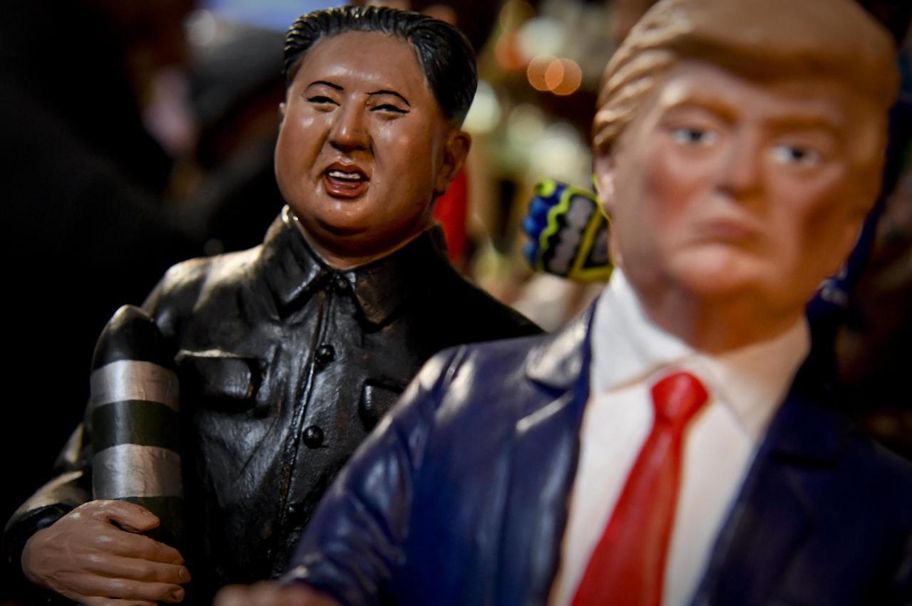 川金會倒數! 美要求北韓把部分核武、長程飛彈運出國