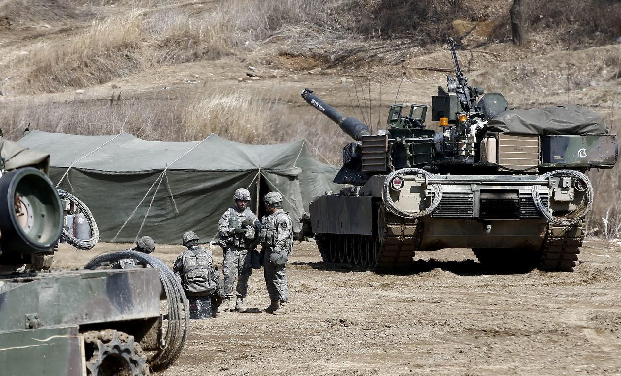 紐時:川普將裁減駐韓美軍 波頓:胡說
