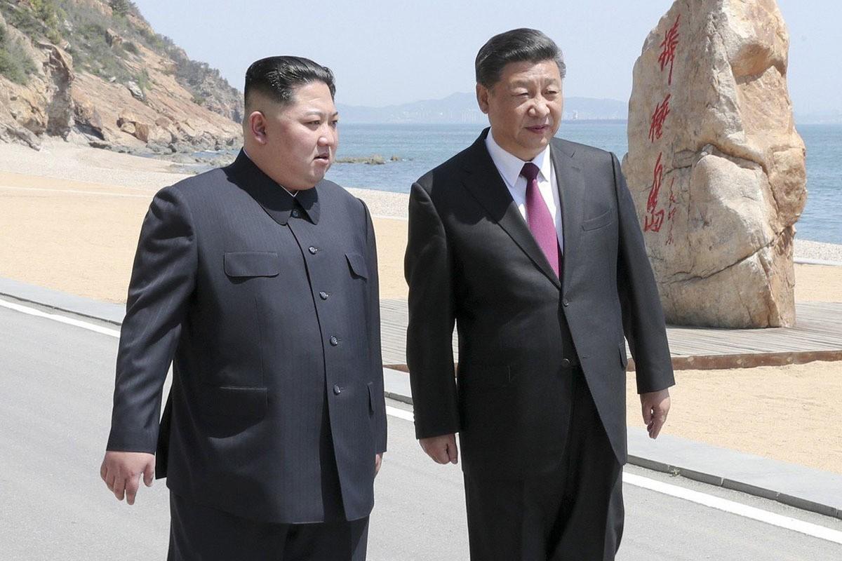 習金會二度登場 習向全世界展示東北亞主導權