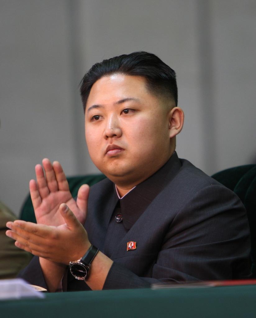 金正恩正式接班
