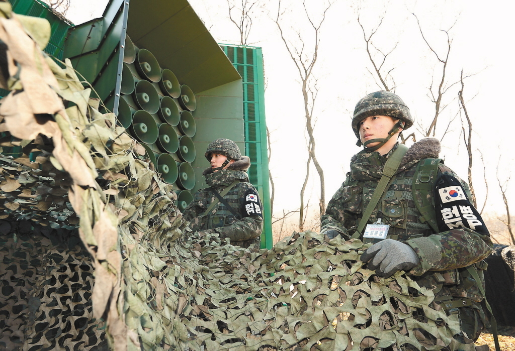 北韓偷埋炸彈炸殘南韓士兵 宣稱「已做好軍事準備」