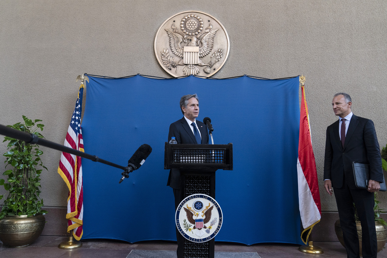 U.S. and Egypt Put Improving Egypt's Human Rights on the Agenda